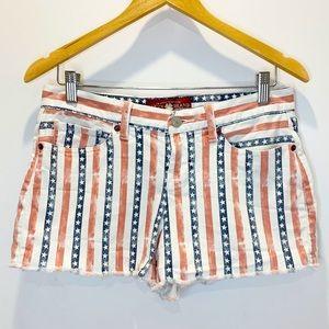 Lucky Brand USA Stars & Stripes Boardwalk Shorts